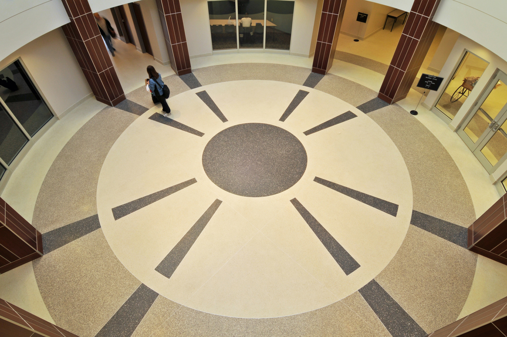Terrazzo In Universities Archives Page 2 Of 2 Ncta