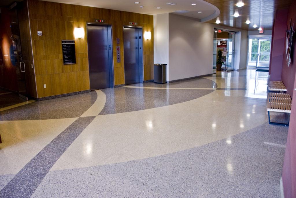 Terrazzo Blog NCTA - How to make terrazzo floor