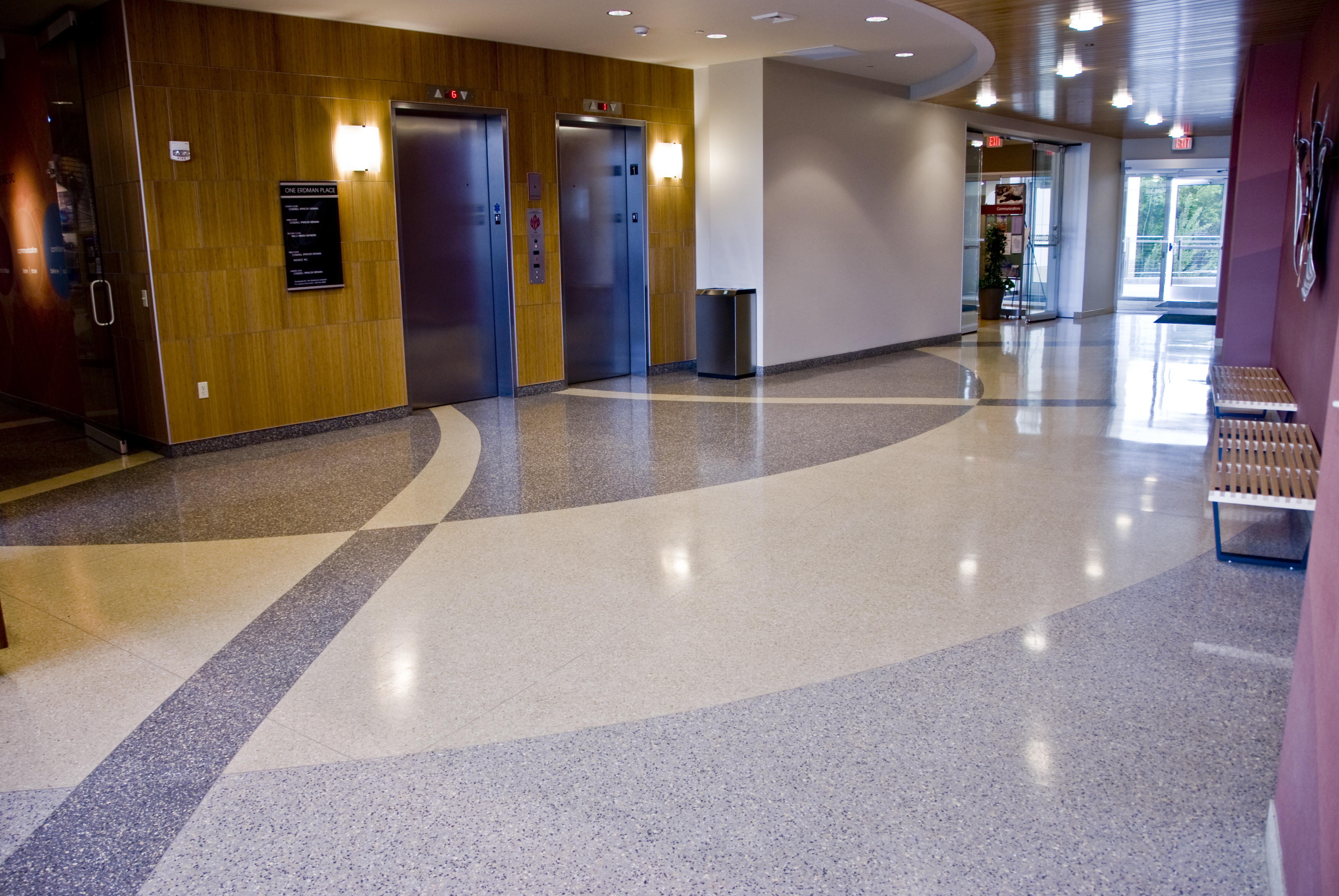 What Terrazzo Brings To Commercial Property Developers NCTA - How to maintain terrazzo floors