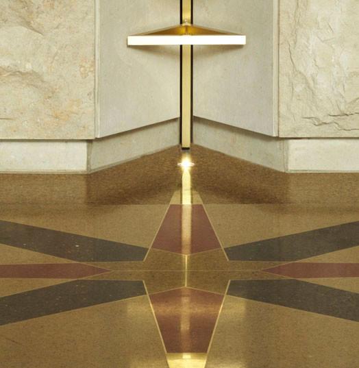 terrazzo flooring design chicago scottish rite cathedral