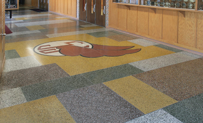 Epoxy Terrazzo Or Cement Whats The Difference