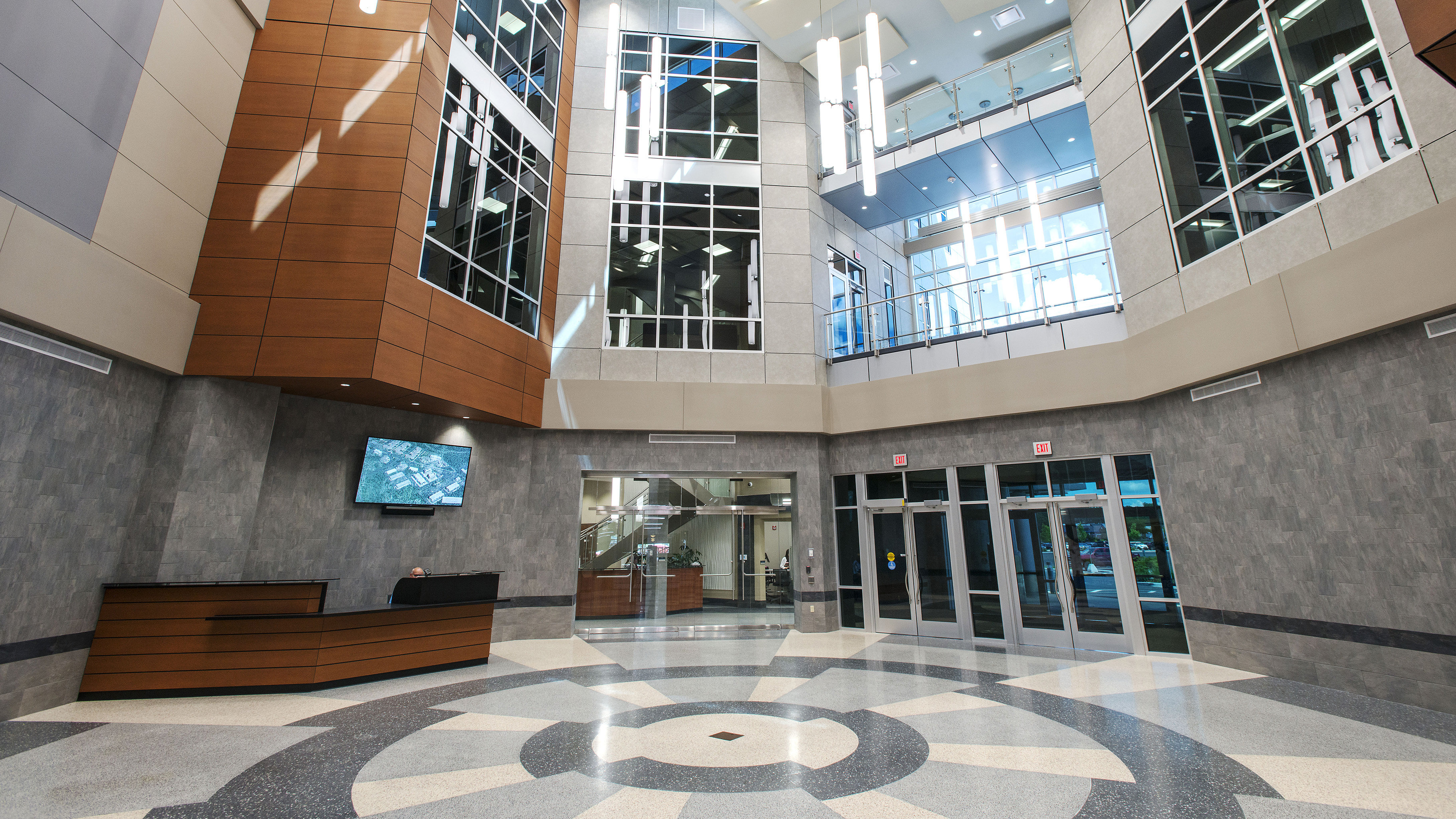 Terrazzo in commercial buildings archives ncta for Certified professional building designer