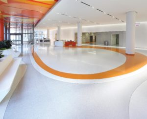Free Form Designs Meld Research and Patient Care