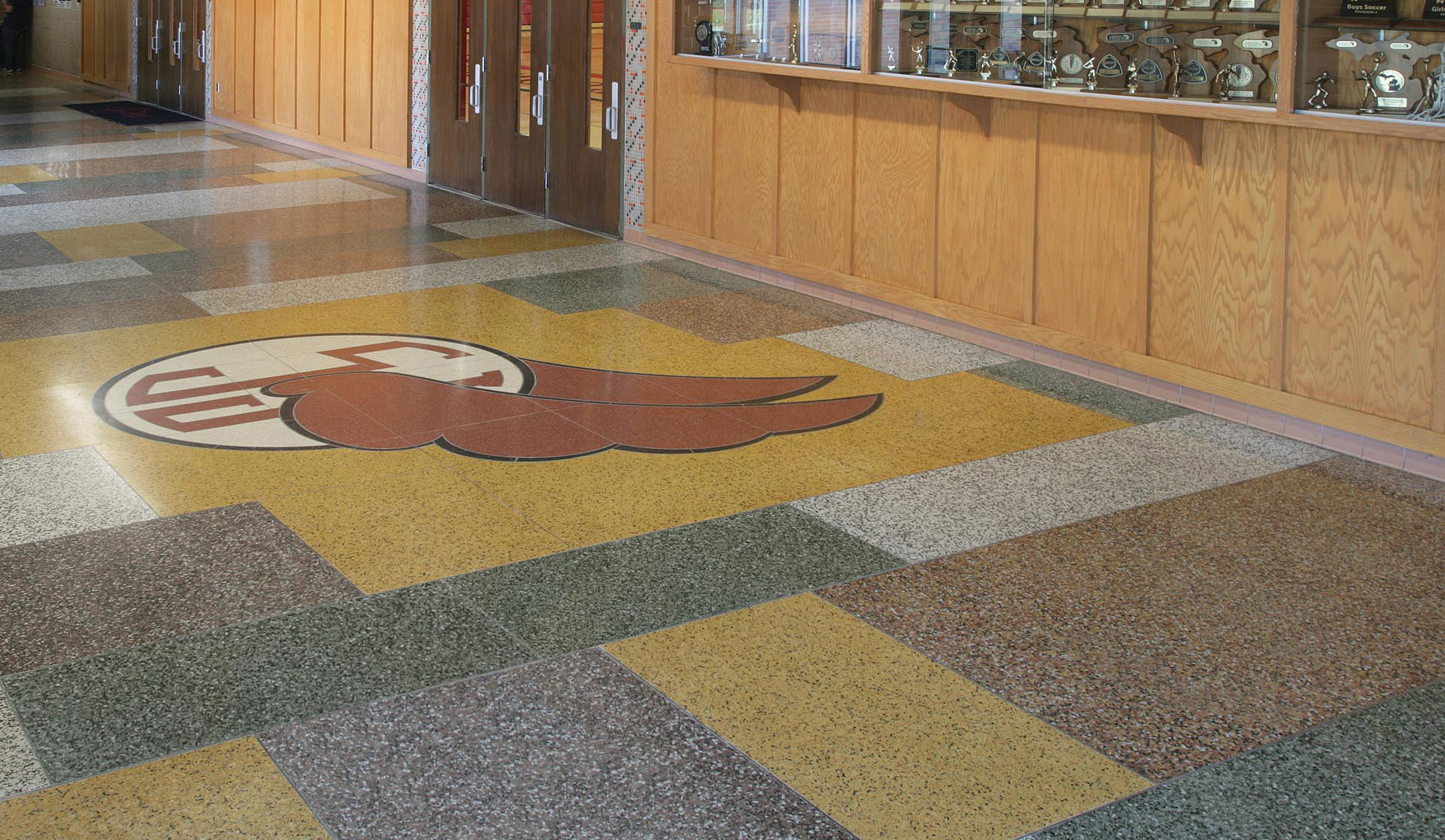 Long-Lasting Terrazzo Saves Taxpayer Dollars