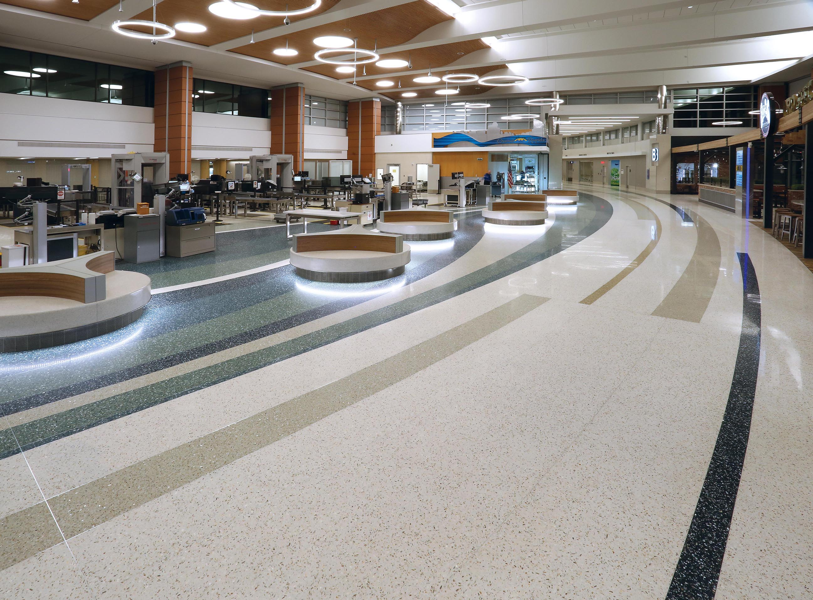 Gerald R Ford International Airport Ncta